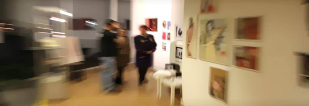 postWERK in der Galerie Offenes Atelier D.U.Design